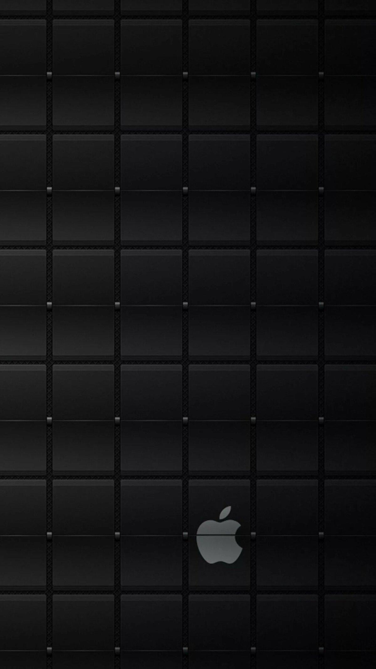 черная картинка для обоев на айфон ещё