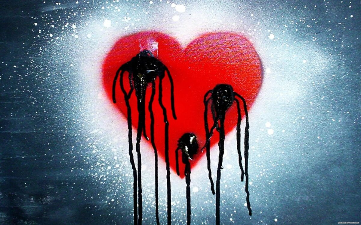 грустные картинки про разбитое сердце адрес, карта