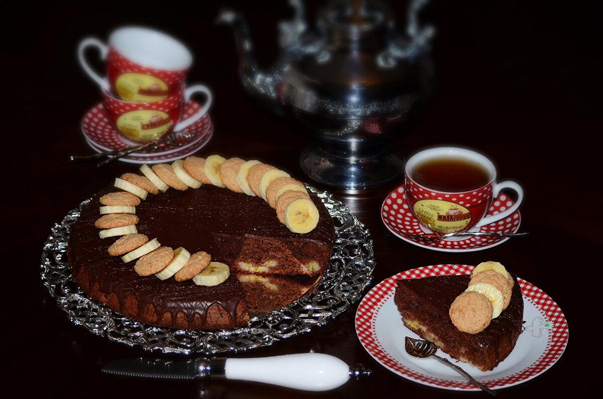Картинки тортик с чаем