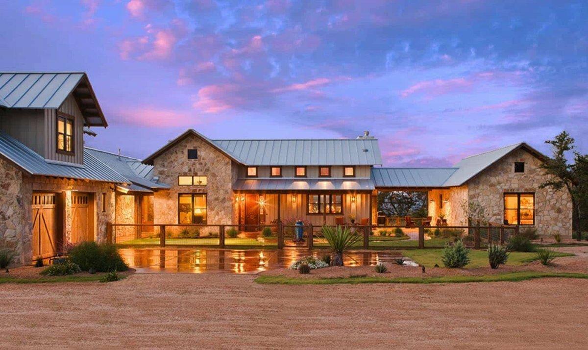 можете фото техасского ранчо фотографии