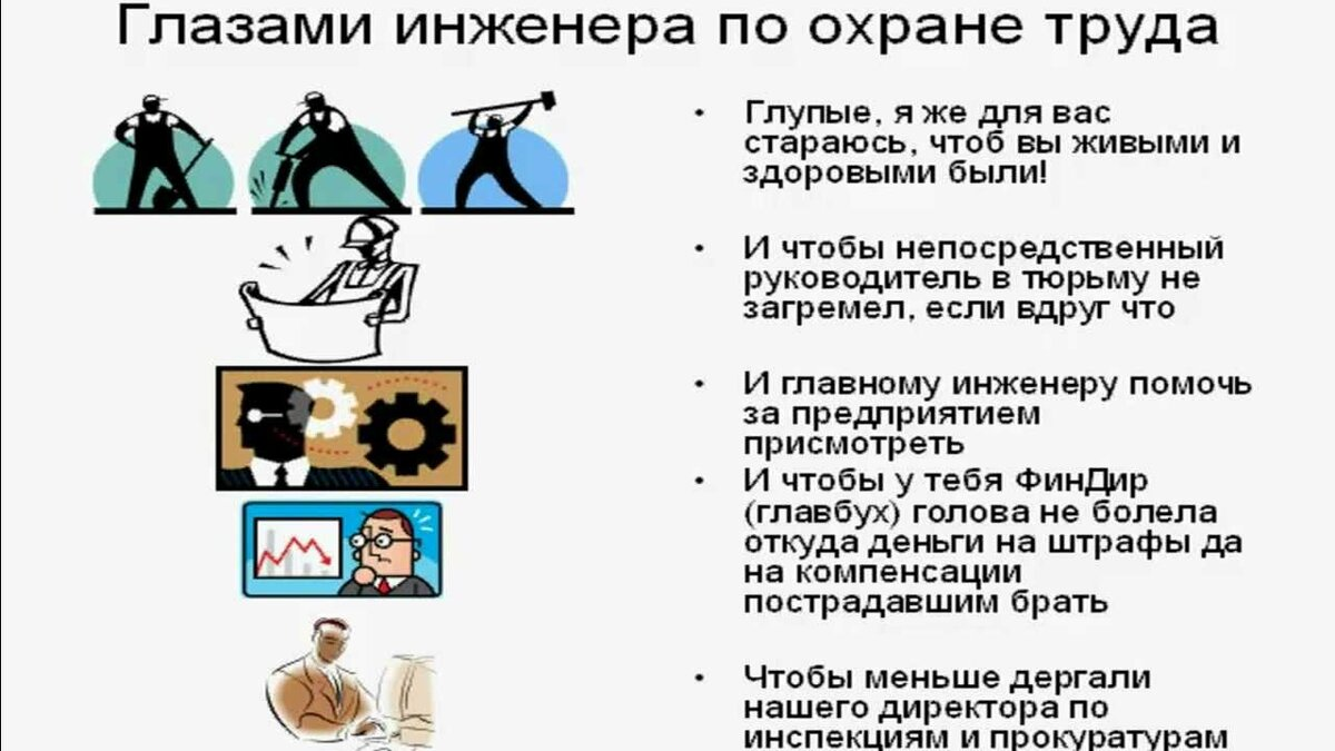 охрана труда на предприятии стихи искендерова также включена