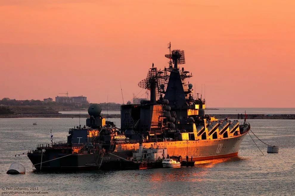 Корабли российского флота фото