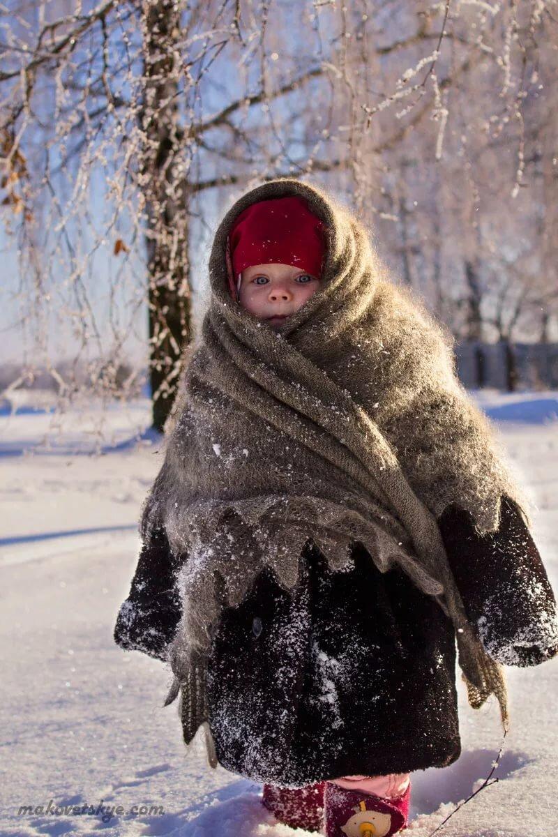 Прикольные картинки про модницу в мороз