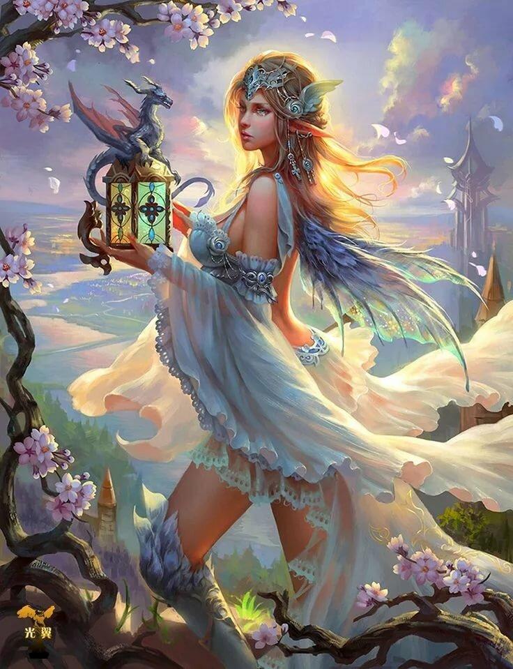 Открытка женщина богиня, сделать открытки своими