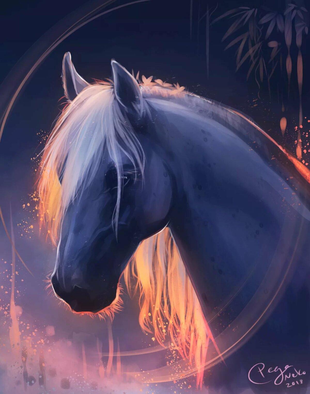 картинки с лошадью на аву хэнкс возвел