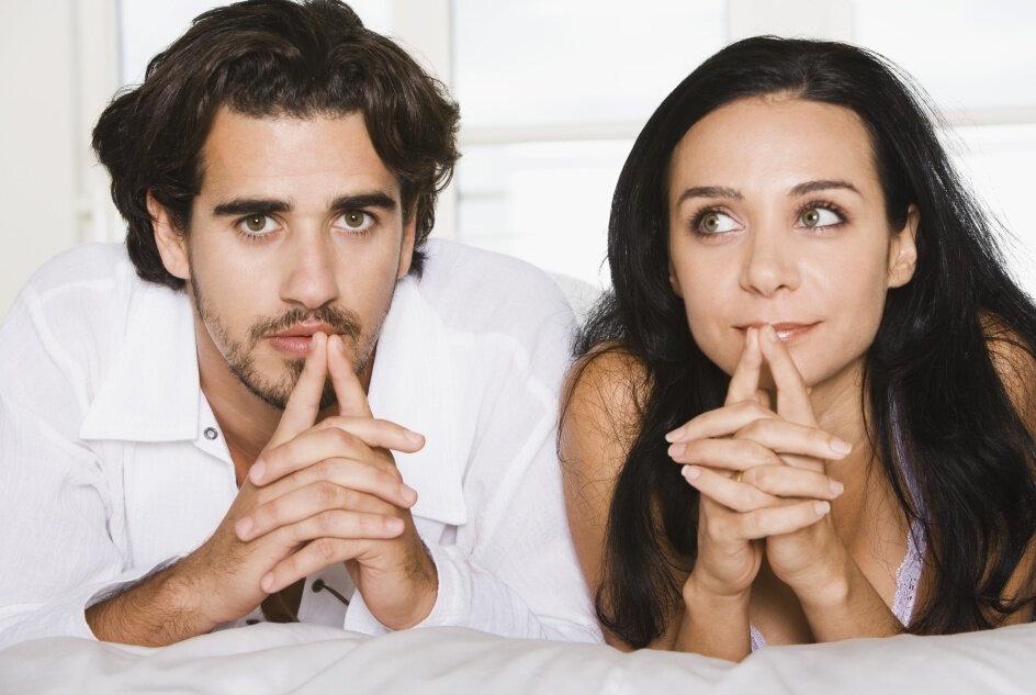 в гражданском браке
