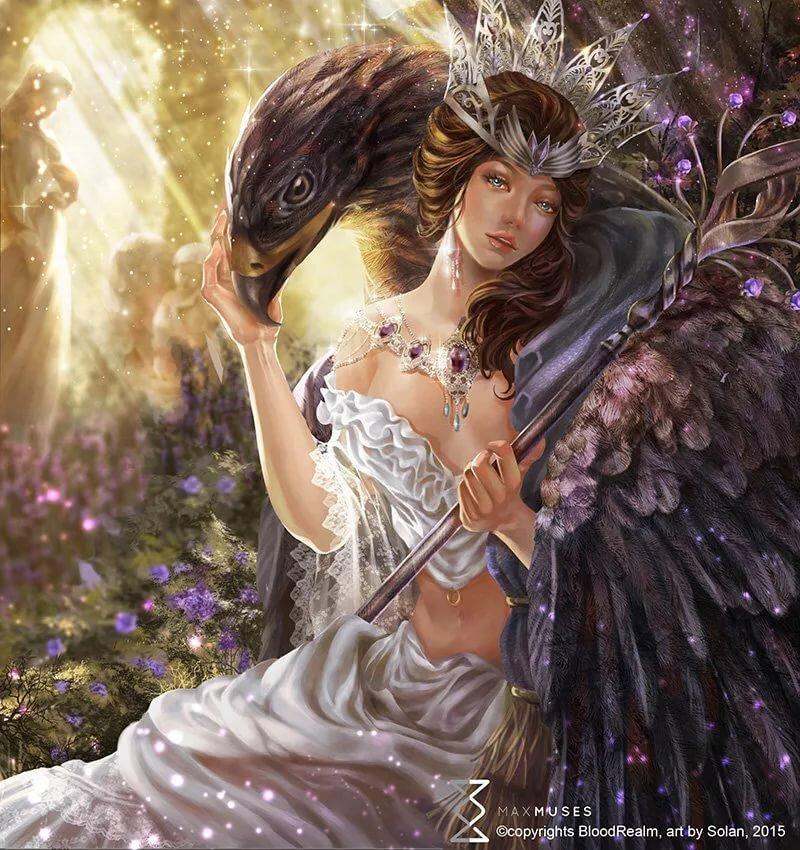 того, фрейя богиня любви картинки иллюстраций