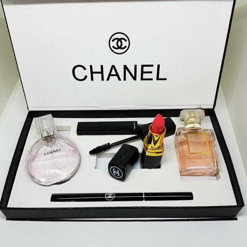 Chanel Present Set набор 5 в 1 в Кохме