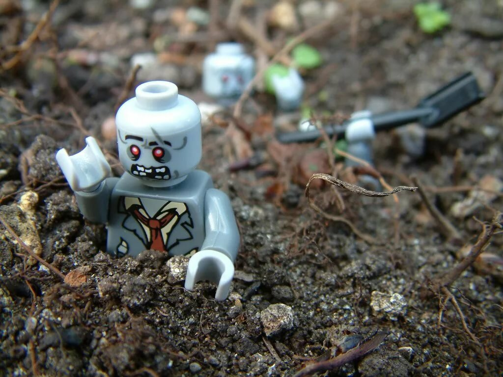 туристы картинки про лего зомби штурмовики круг
