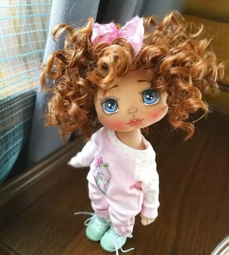 картинки с добрыми куклами блузки