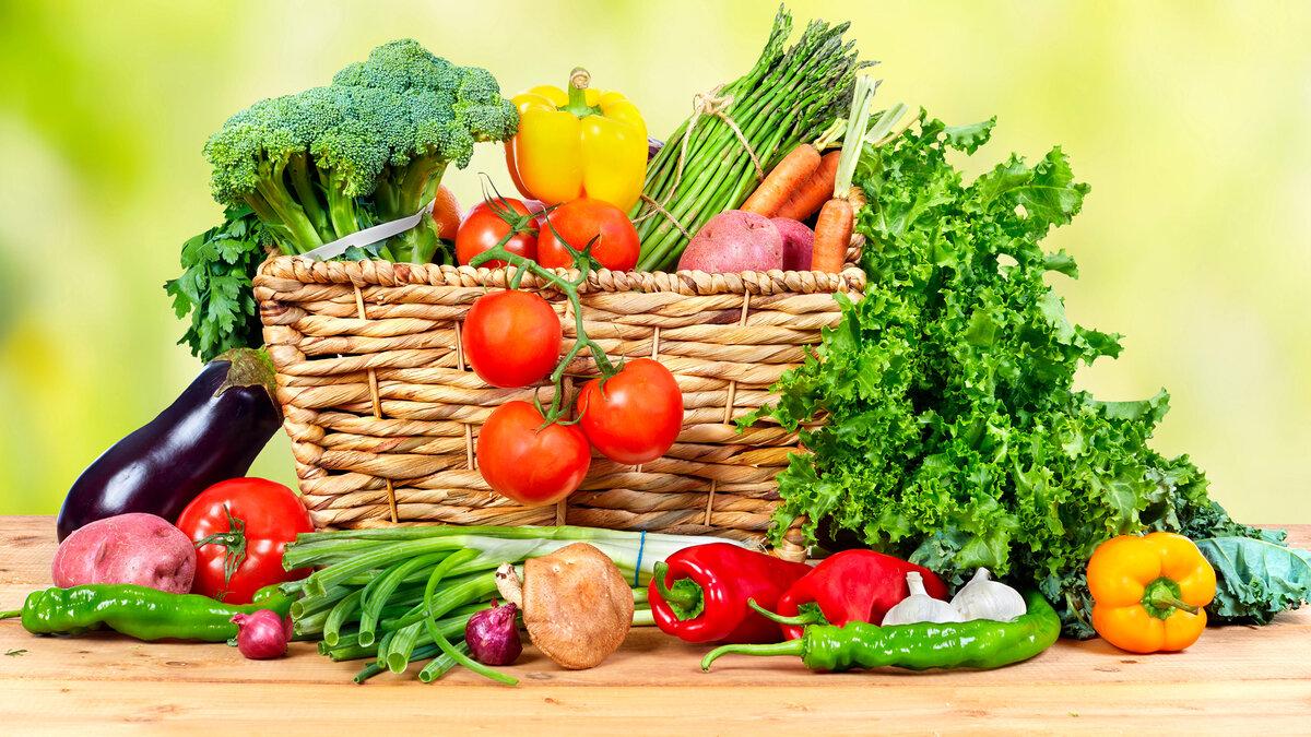 рекламные картинки овощей