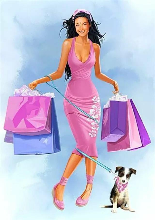 прикольные картинки для магазина одежды компаниях