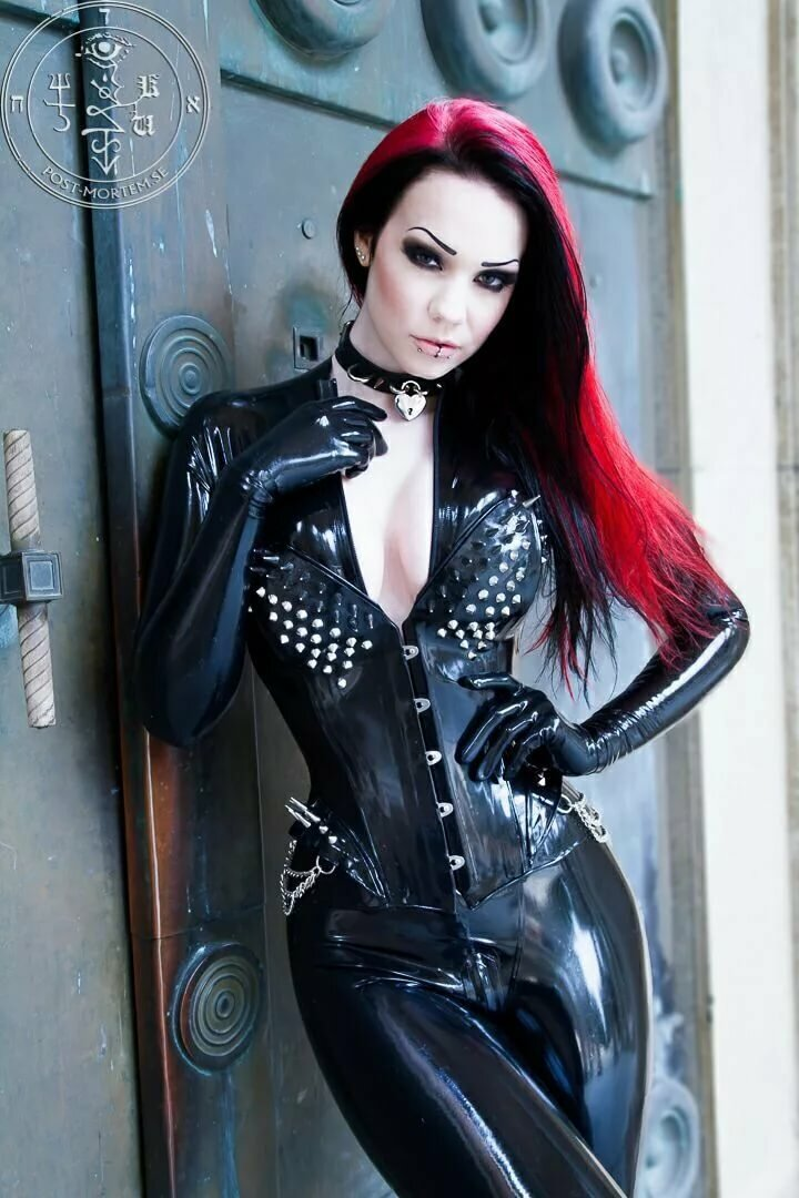 Starfucked Latex Model Sislovesme 1