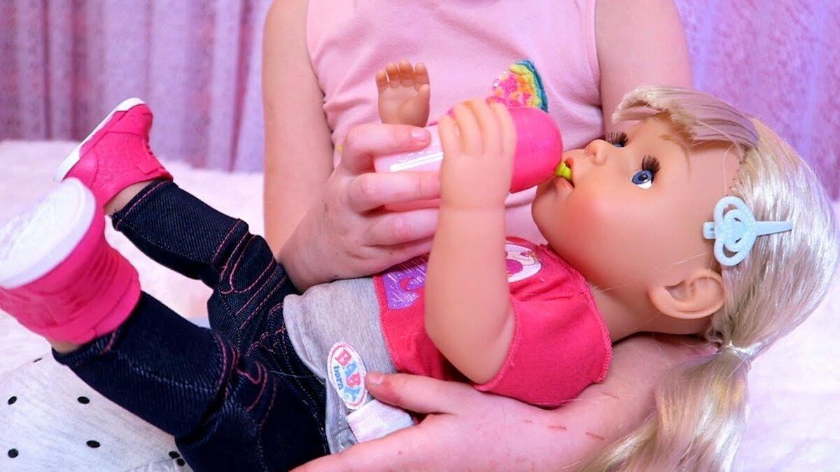видео как играют в куклы уникальная возможность
