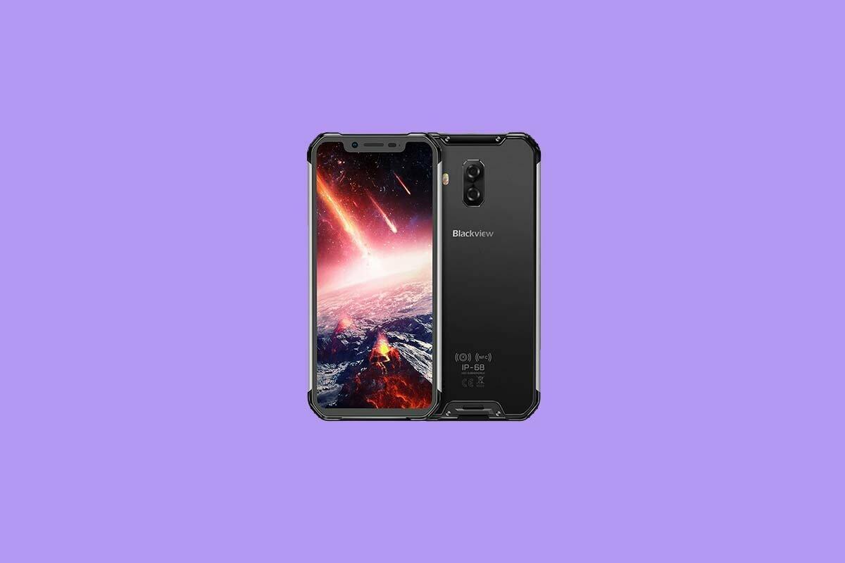 Сверхпрочный смартфон Blackview BV9600 Pro в Ялуторовске