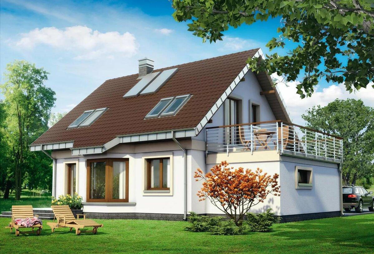 домики в картинках с проектами замки могли служить