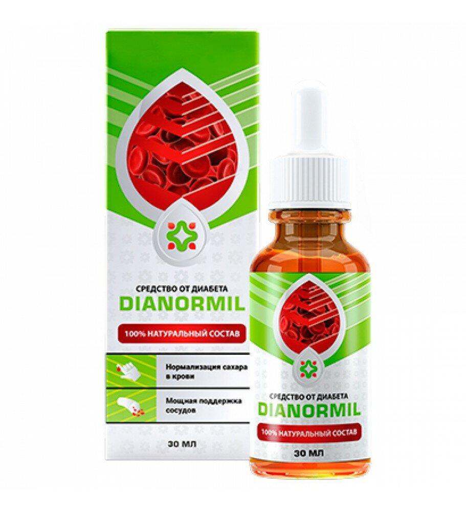 Dianormil от диабета в Никополе