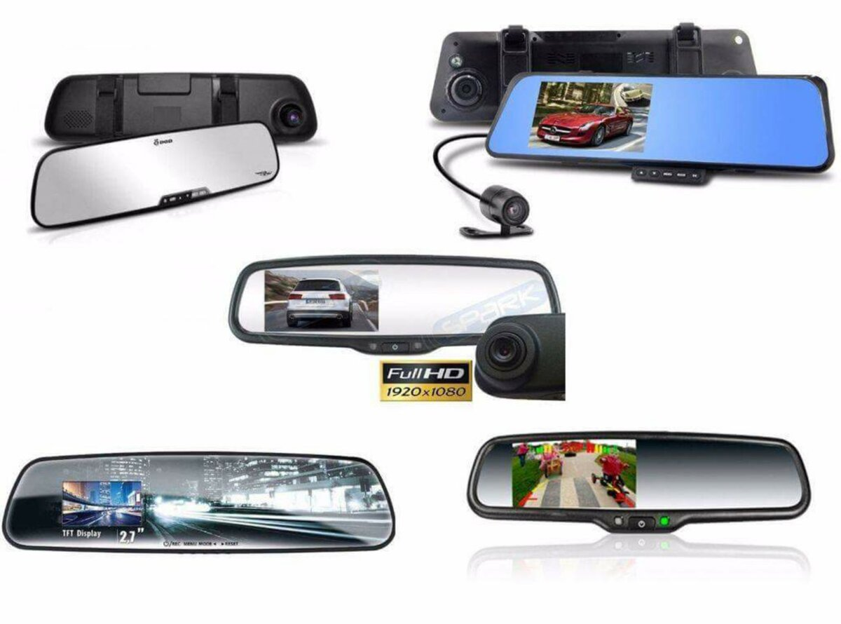 Зеркало регистратор из твери автомобильный видеорегистратор движения