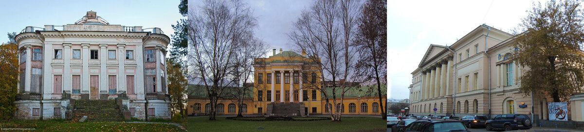 Матвей Федорович Казаков (1738-1812) История