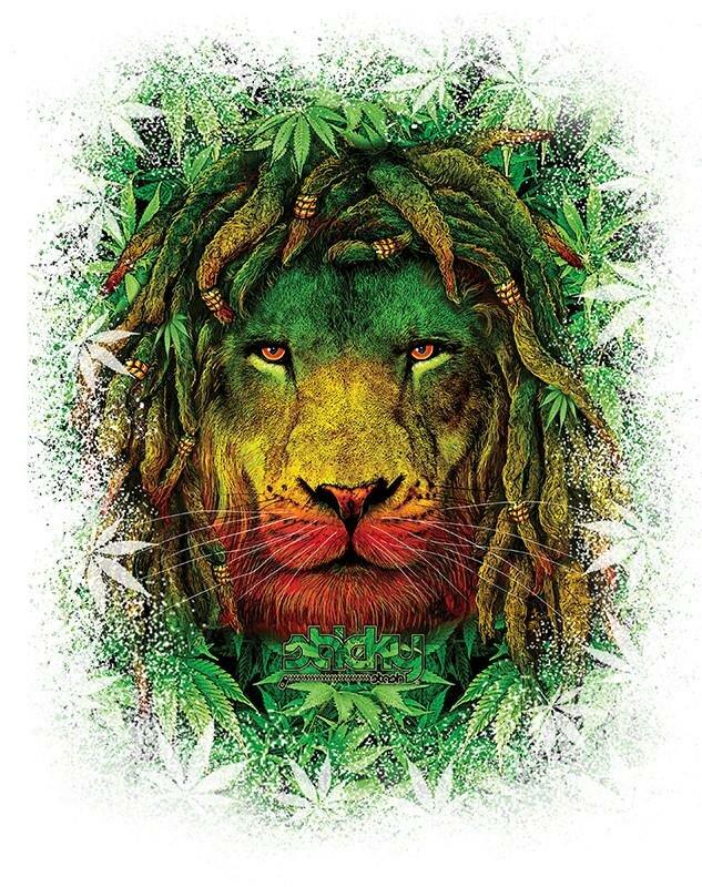 картинки лев растаман можешь