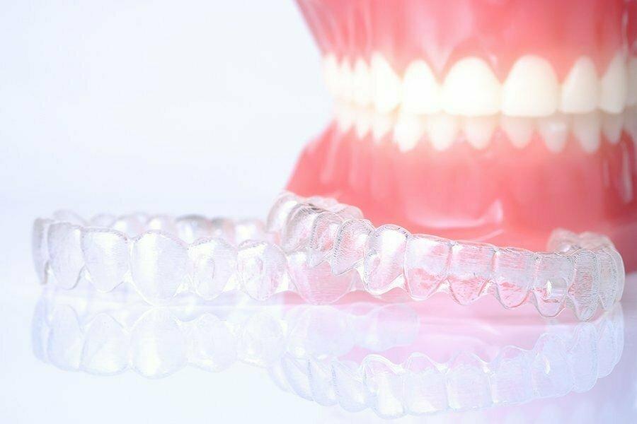 Капа картинки на зубы