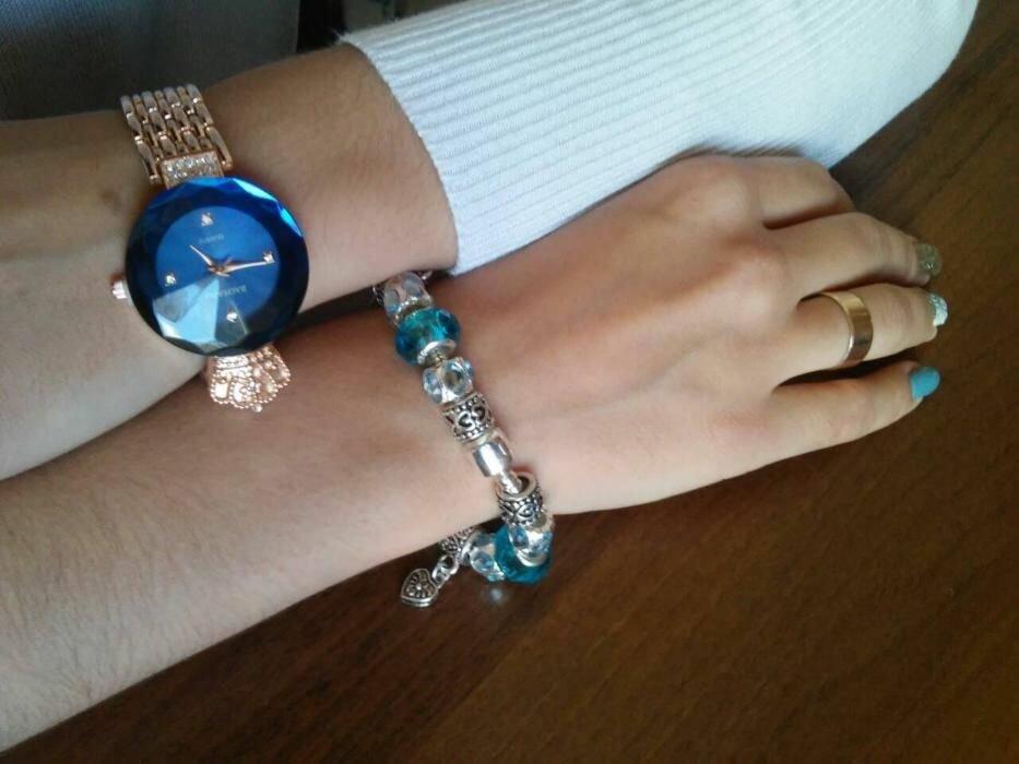 Часы Baosaili и браслет Pandora в подарок в Таразе