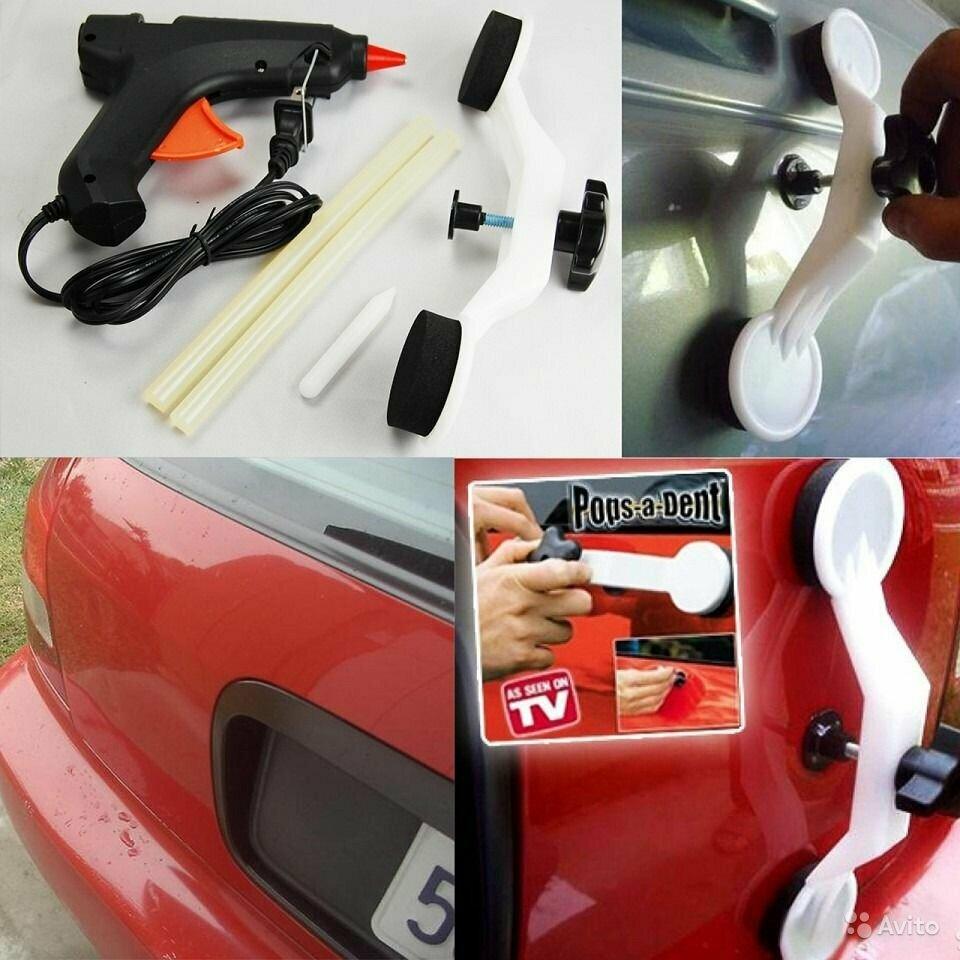Car-Fix для удаления вмятин авто в Самаре