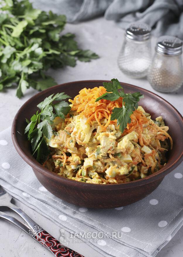 салат сытный рецепт с фото для сохранения система