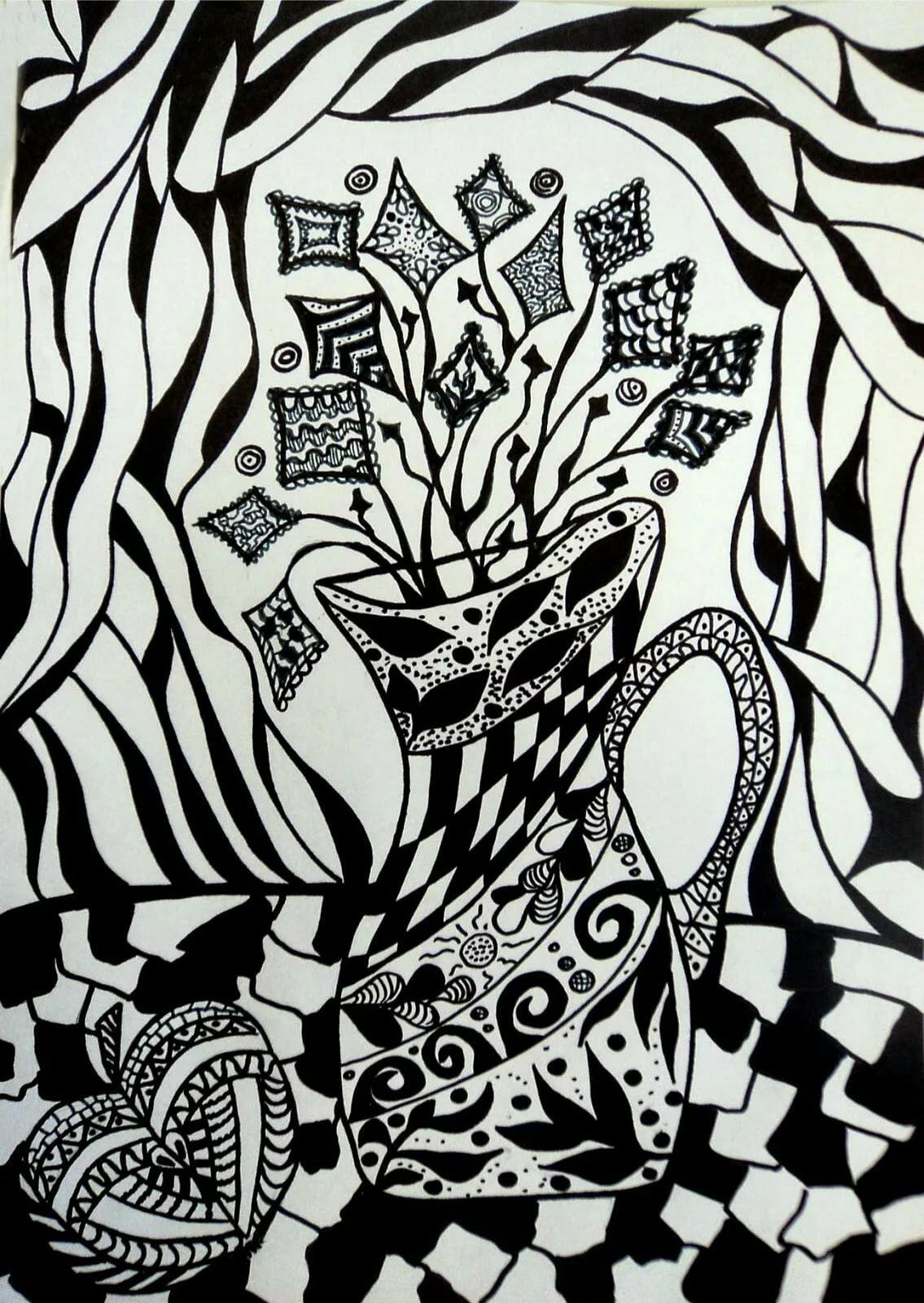 Картинки по графике искусство
