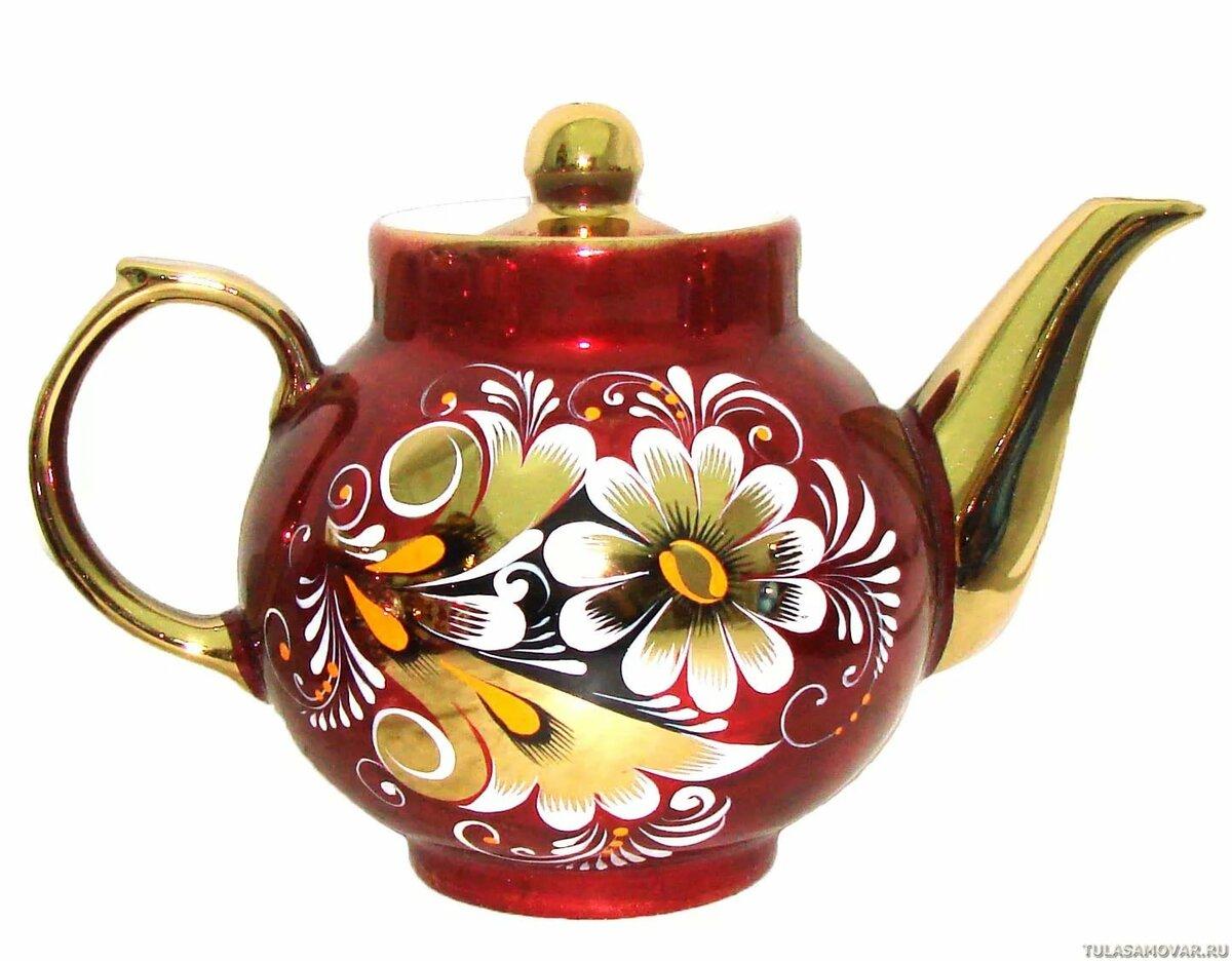 Картинка русский чайник