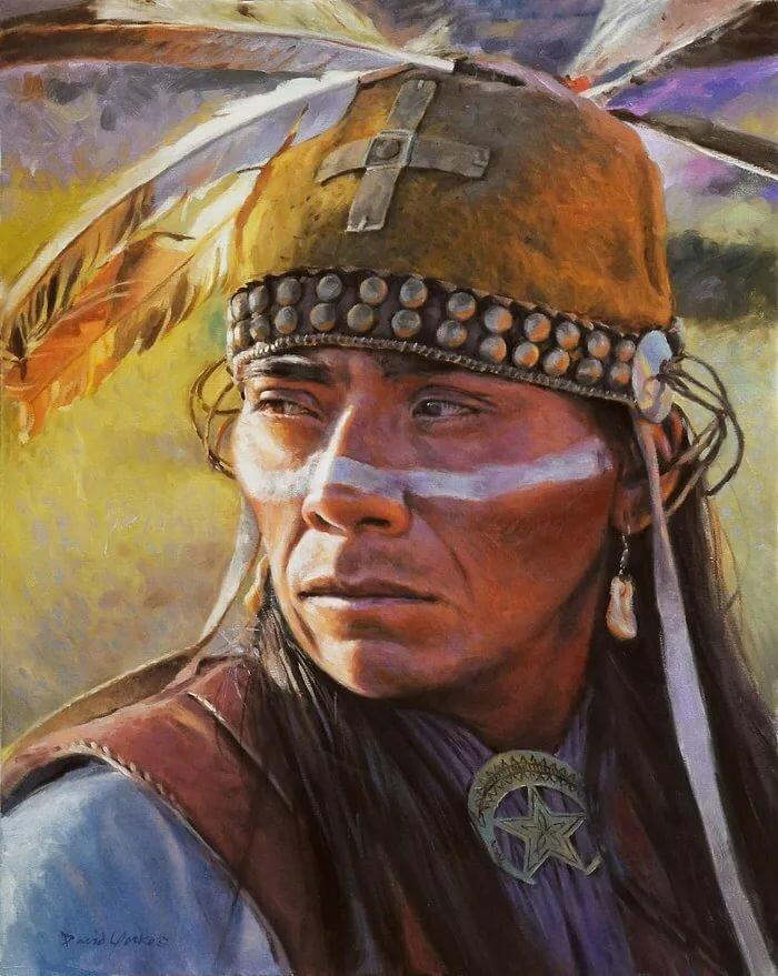 картинки индейцев апачи ним