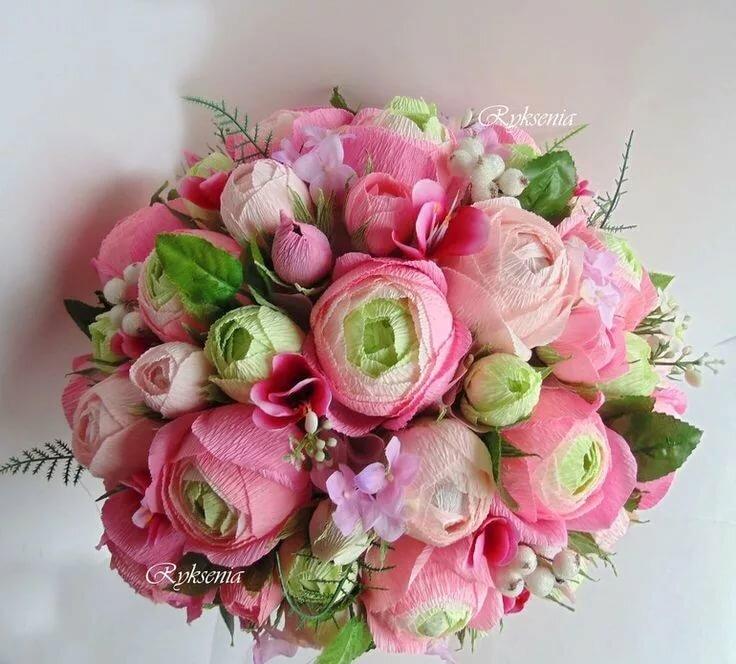 Букет, букет английских роз из конфет