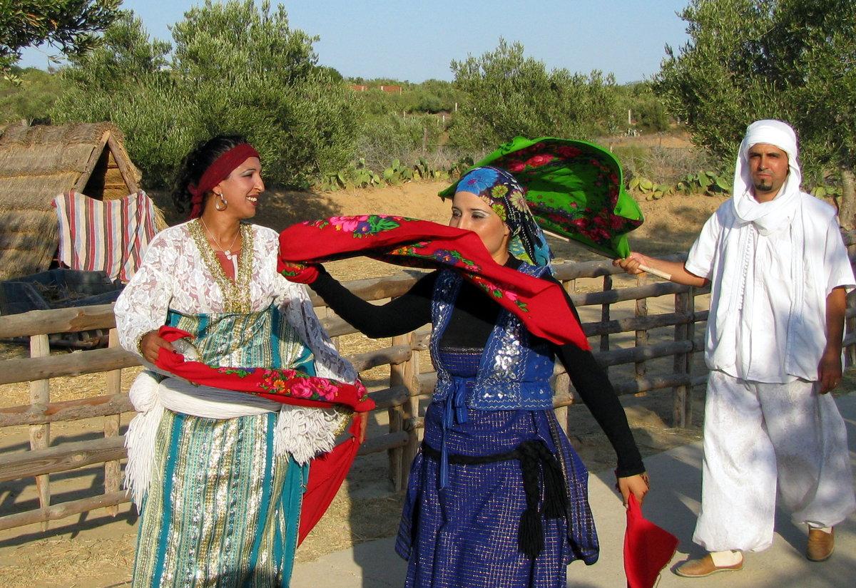 пригороде берберы туниса фото его