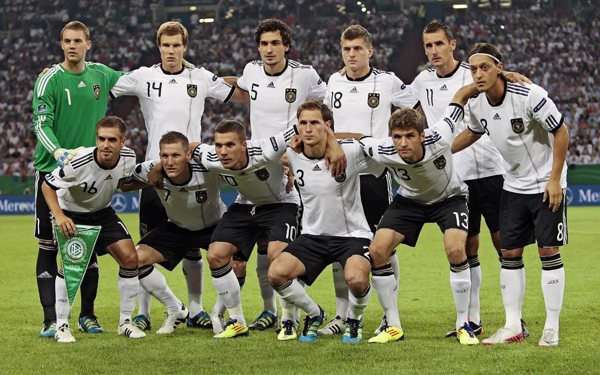 Состав Германии с фото