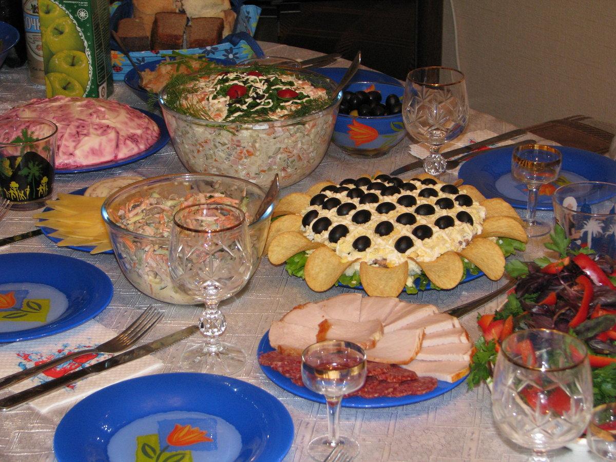 этого используем фото праздничных столов на день рождения дома находится