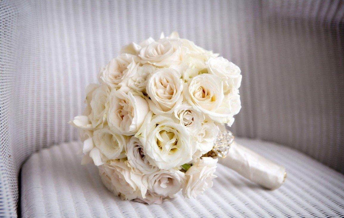 Тонкие свадебные букеты фотографии, заказать цветы доставкой