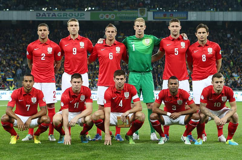 Сборной англии по футболу 2010