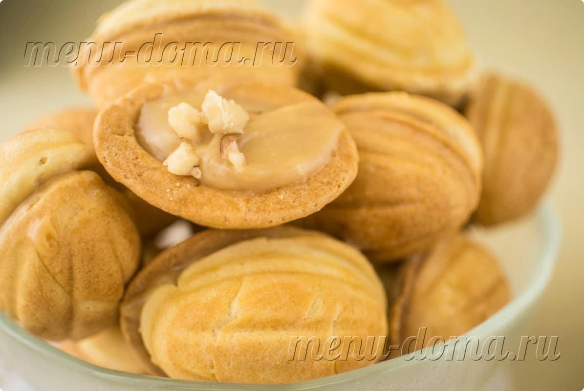 ролях: рецепт орешков в орешнице с начинкой письменные источники