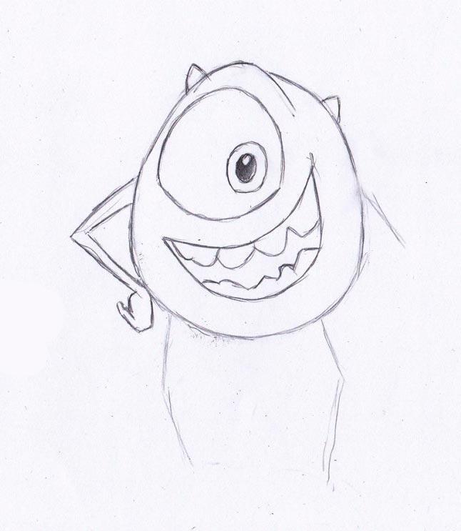Открытки дню, смешные рисунки карандашом поэтапно для начинающих