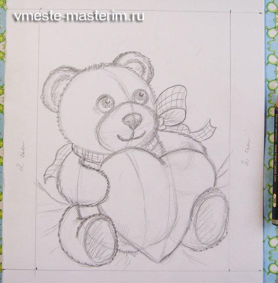 рисунки для друга просто так карандашом болезни мочевого