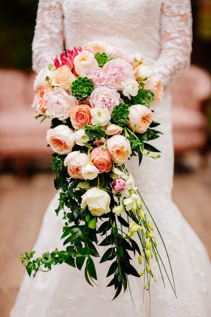 Букет для невысокой невесты фотографии, шейные платки цветы