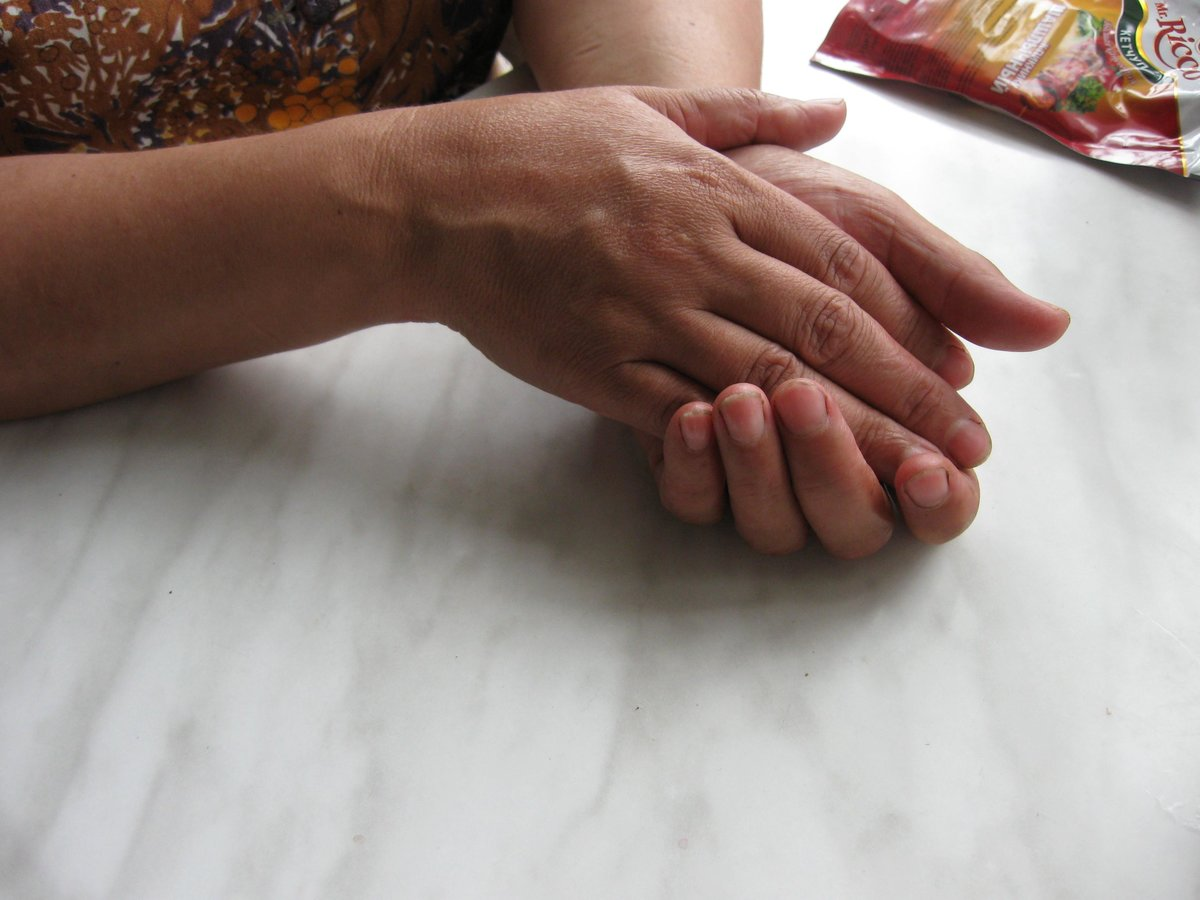 картинка с мамиными руками онлайн