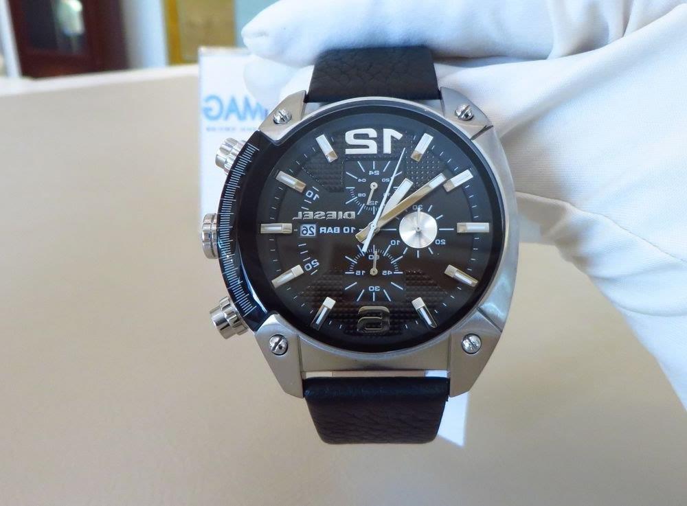 Наручные часы diesel производство скелетоны часы в екатеринбурге
