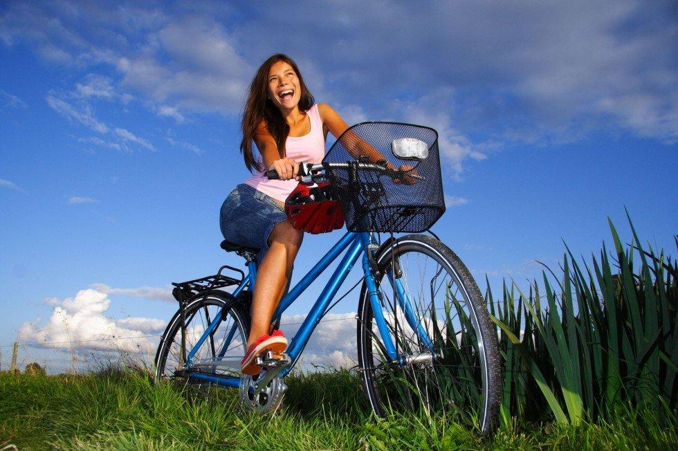 Для велопрогулок знакомства