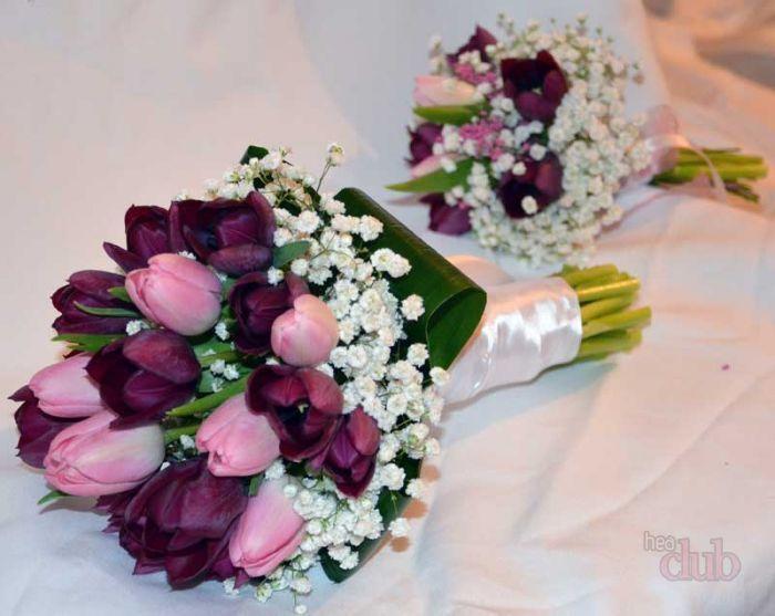 Букеты из тюльпанов и, сколько стоит услуга доставки цветов в киеве