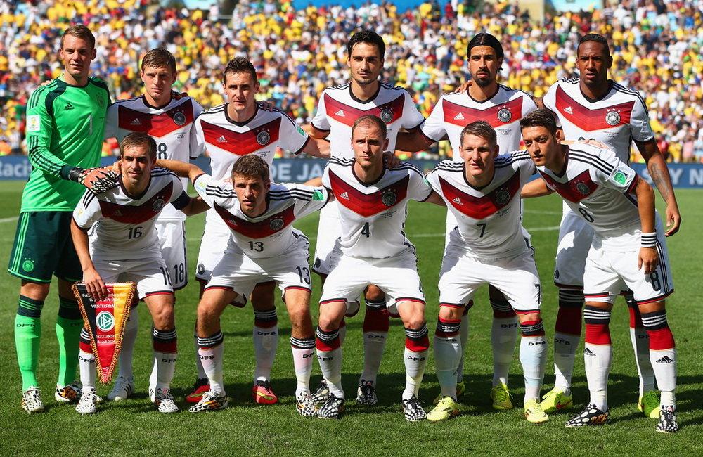 Сборные-участницы чемпионата мира по футболу 2018 года в ...
