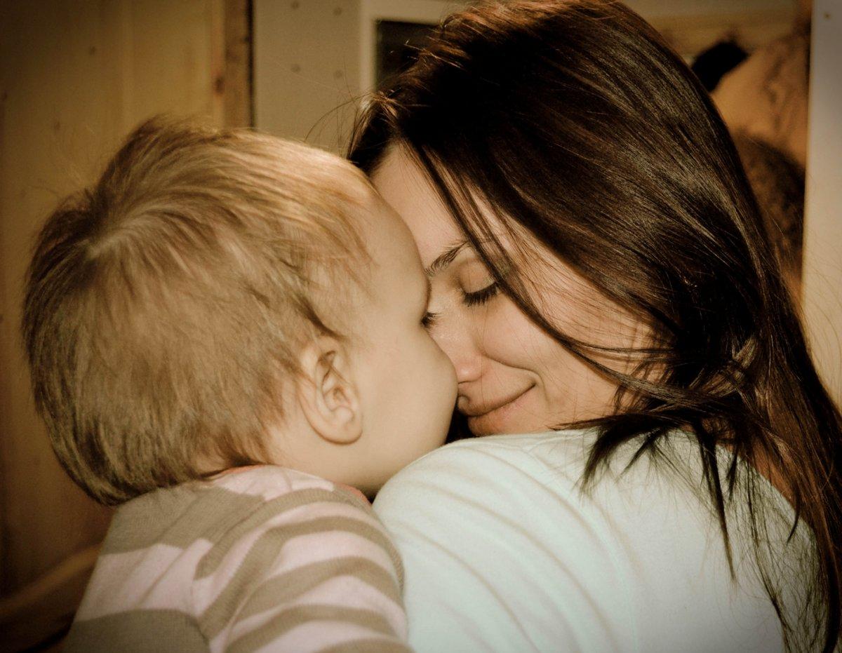 Поздравление днем, картинки о любви матери к детям