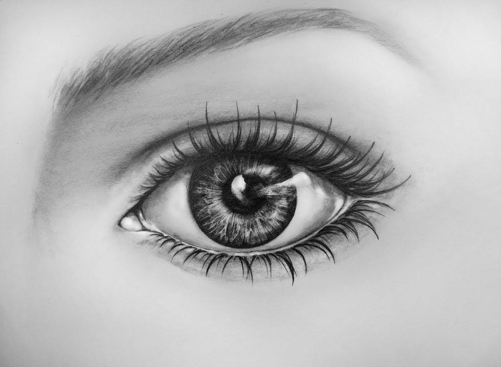 передаст рисуем глаза с картинками глаза