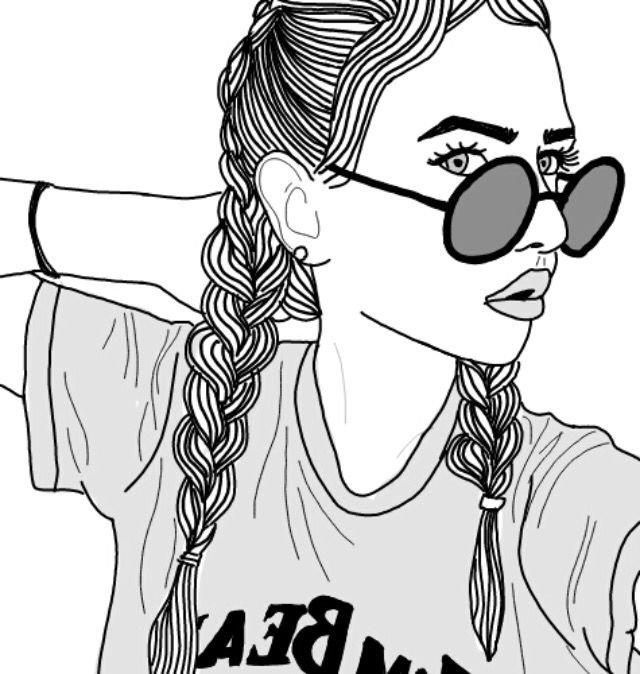 Крутые картинки для девочек 14 лет рисовать, короткометражный