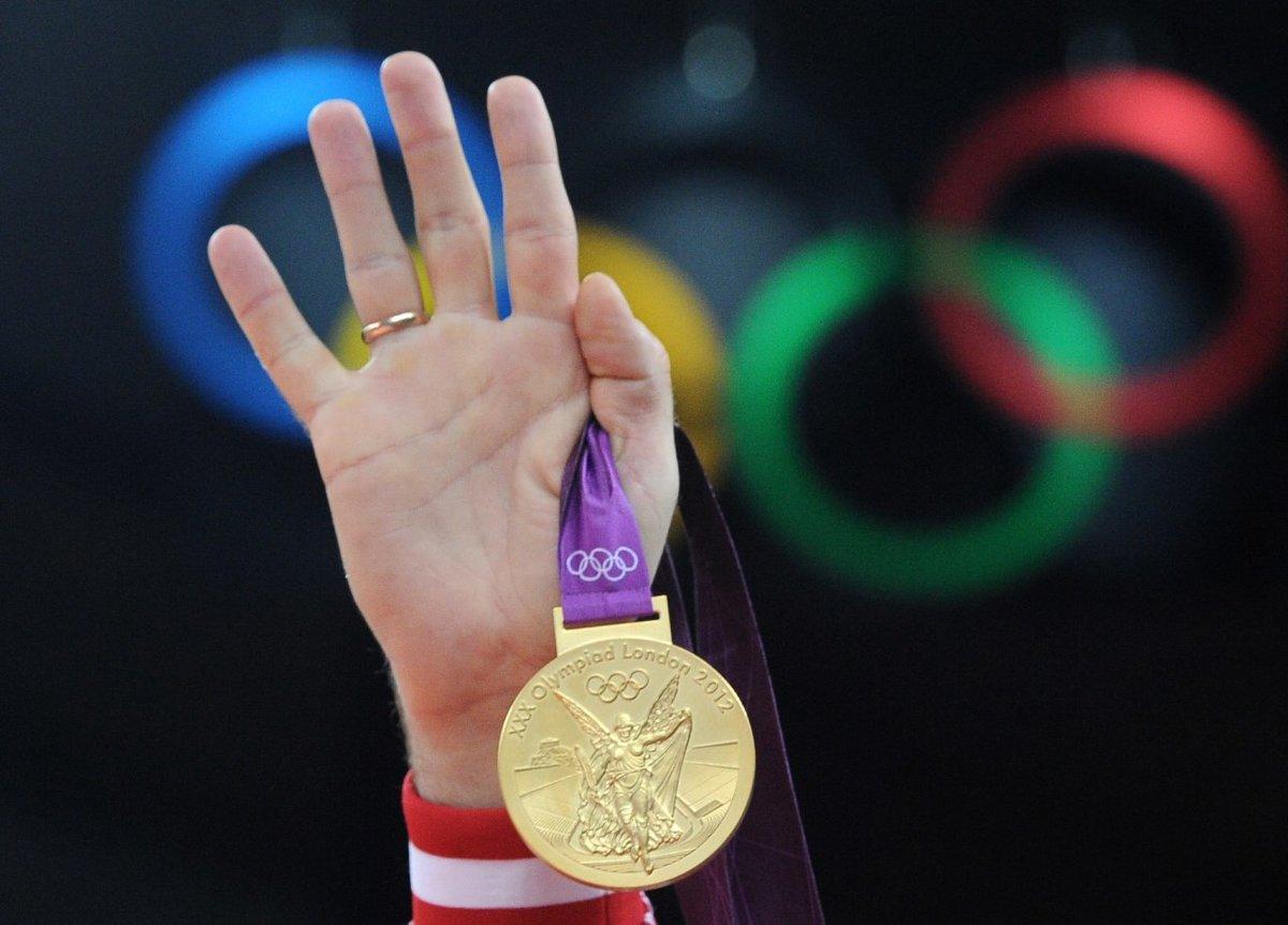 фото медали за первое место в олимпиаде сегодня расскажем